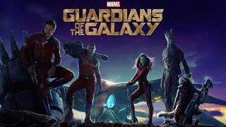 guardians of the Galaxy TTG - Обзор игры на Андроид (Gameplay for Android)