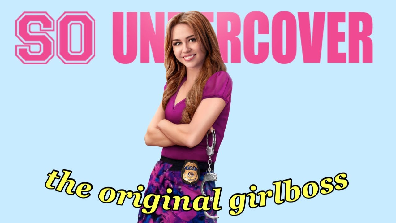 the miley cyrus girlboss movie that no one remembers..
