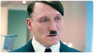 ER IST WIEDER DA Film Kritik Review + Trailer | Adolf Hitler Film 2015