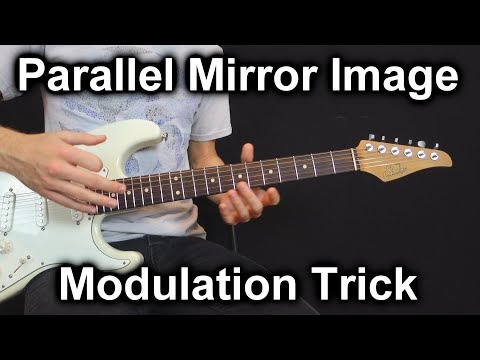Parallel Mirror Image String Skipping Modulation Trick