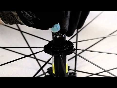 Maintenance of CeramicSpeed Mavic Wheel Kit