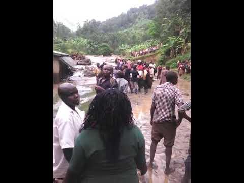 UGANDA: Bududa landslides October 11, 2018
