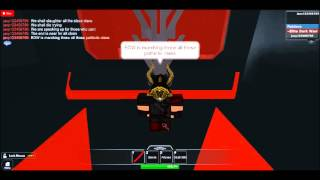 Message to Slave Clans. Hail EDW! (Roblox)