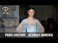 Paris Haute Couture S/S 17 - Georges Hobeika CENSORED Show | FashionTV
