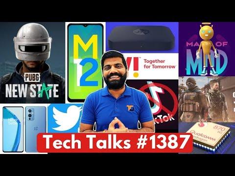 Tech Talks #1387 – iPhone 12 Made in India, PUBG New State India, Moto G100, Galaxy M42 5G, TikTok
