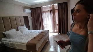 Сочи 2020 отдых Обзор номера отеля ALCONT отзывы румтур Красная поляна горы отель алконт