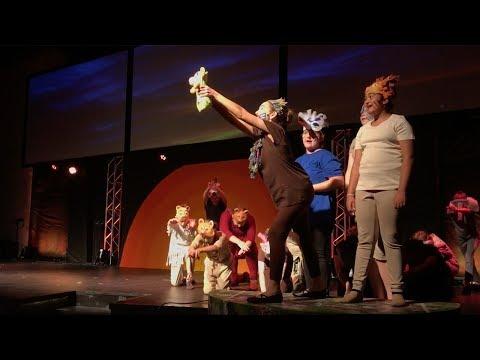 The Lion King Jr - Children's Musical Theater - 2017 Junior Summer Camp