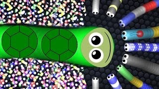 NEW TURTLE SKIN! - Slither.io Skins Update Turtle Clan! - Slither.io Hack / Mods High Score Update!