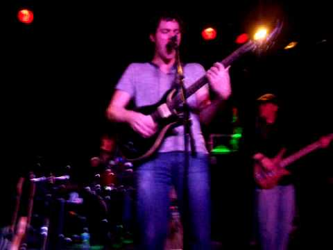 """Sam Thacker Band, """"No One Needs To Know"""" (12-16-2009 (10) @ Smith"""