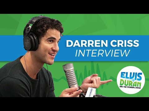 Darren Criss on American Crime Story and Third Annual Elsie Fest | Elvis Duran Show
