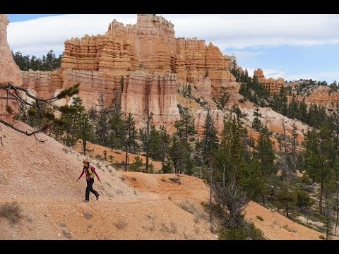 Grace Hike: Bryce Canyon - Fairland Look, Queens Garden, Navajo Loop