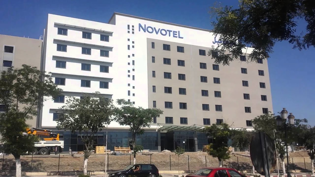 H 244 Tel Marriott Et Novotel Setif Algerie Youtube