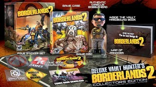 Borderlands 2 Deluxe Vault Hunter