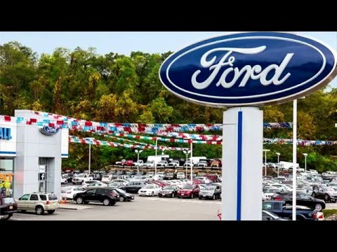 Автомобили Форд