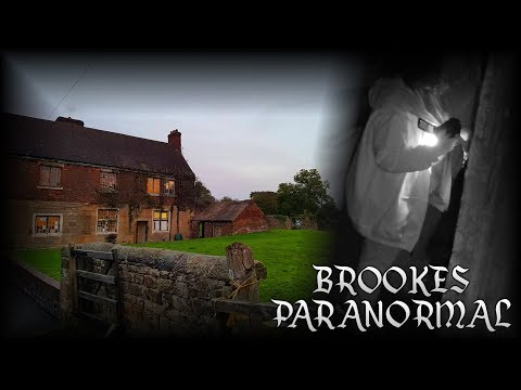 Brookes Paranormal: The Farmhouse Paranormal Investigation (featuring Most Haunted)
