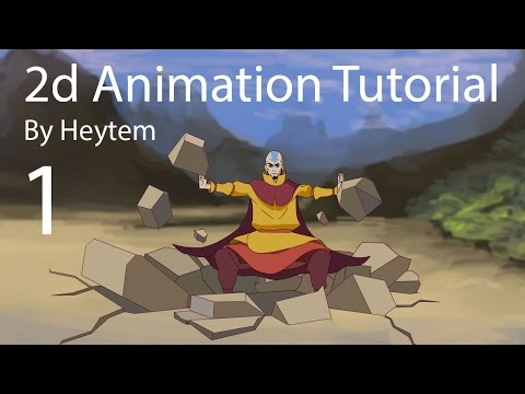 Download Youtube: 2d Animation tutorial - How To Animate Intro