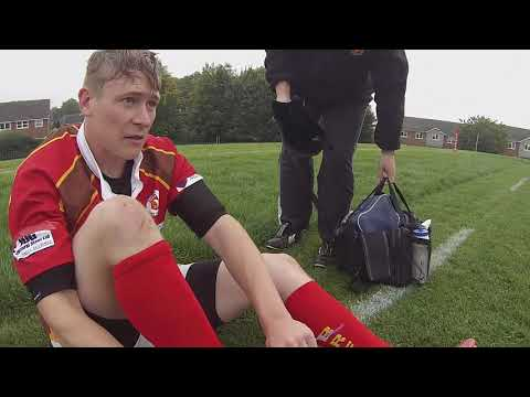 RUGBY FIRST AID - Sports Therapist POV