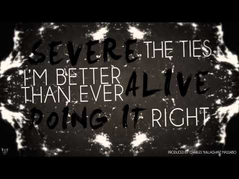 Ronnie Radke - Blacklist (feat. B.Lay) (Official Lyric Video)