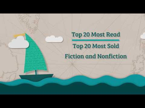 Amazon's New Weekly Top 20 Book Lists