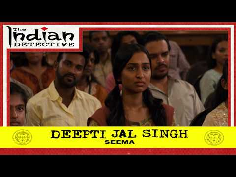 The Indian Detective - Deepti Jal Singh as Seema - Trading Card - 13/15