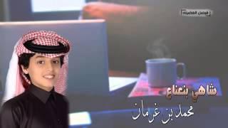 شيلة حبيبي شارب شاهي بنعناع اداء:محمد بن غرمان