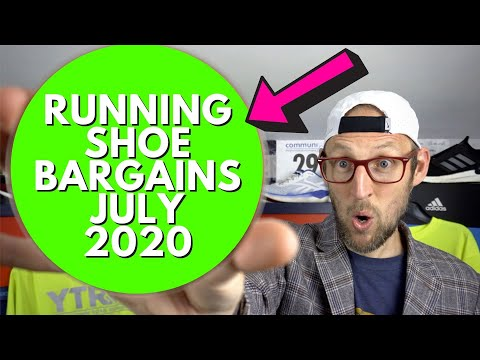 The Best Running Shoe Bargains July 2020 | Best value running shoes currently available | eddbud