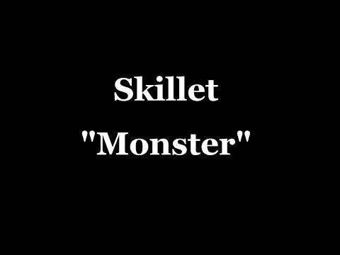 Skillet - Monster drum cover