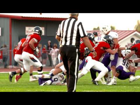 The finished official version of the 2016 Lehi Football season part one