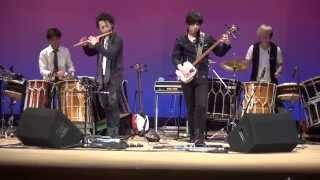 2015年9月20日 三重県津市の河芸公民館で行われた第5回東日本復興(人と...