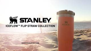 Introducing the Stanley IceFlow Flip Straw Collection