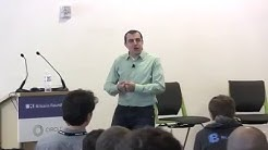 Andreas Antonopoulos - Bitcoin's Irreversible Transactions