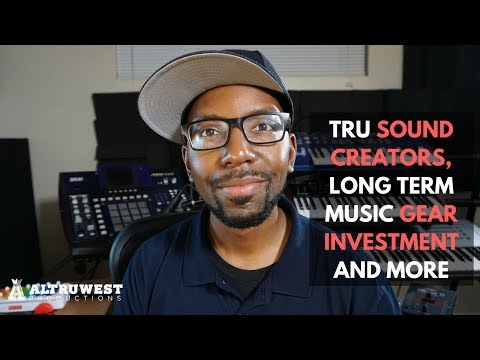 The Best Music Studio Equipment to Buy for Long Term Investment