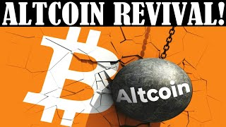 NEW LIFE FOR ALTCOINS! - BIG WHALES BUYING TOP ALTCOINS! - BIG THREAT TO CRYPTO! - 2 COIN PICKS!