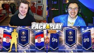 HISTORIA SIĘ POWTÓRZY?!   TOTY PACK&PLAY!!!  FIFA 19