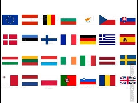 GEO Флаги стран мира
