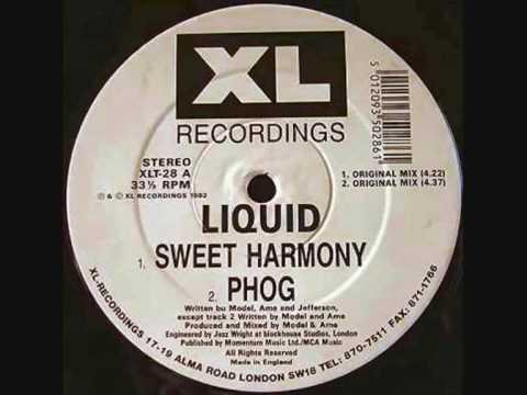 Liquid - Phog (XL Recordings)