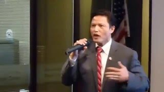 Danny Nguyen, CCIM Speaks on International Business Opportunities at ITC in Houston Part 1