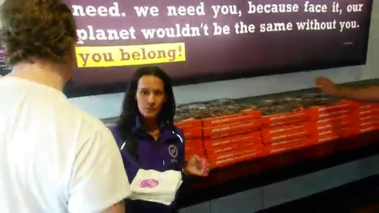 planet fitness pizza mondays brampton youtube