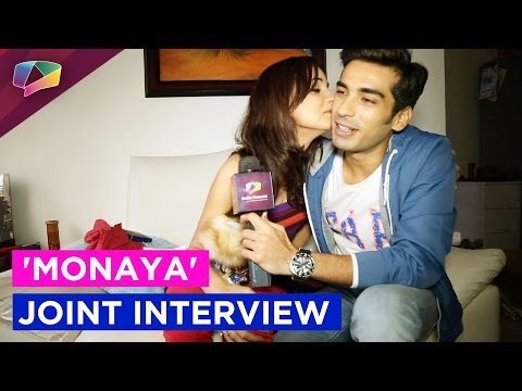 #Exclusive : 'MoNaya' Mohit Sehgal and Sanaya Irani joint Interview