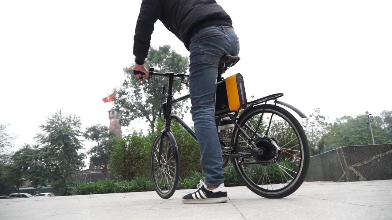 Kết quả hình ảnh cho xe đạp trợ lực