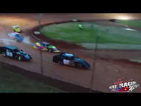 Open Wheel Heats @ 411 (12-29-18)