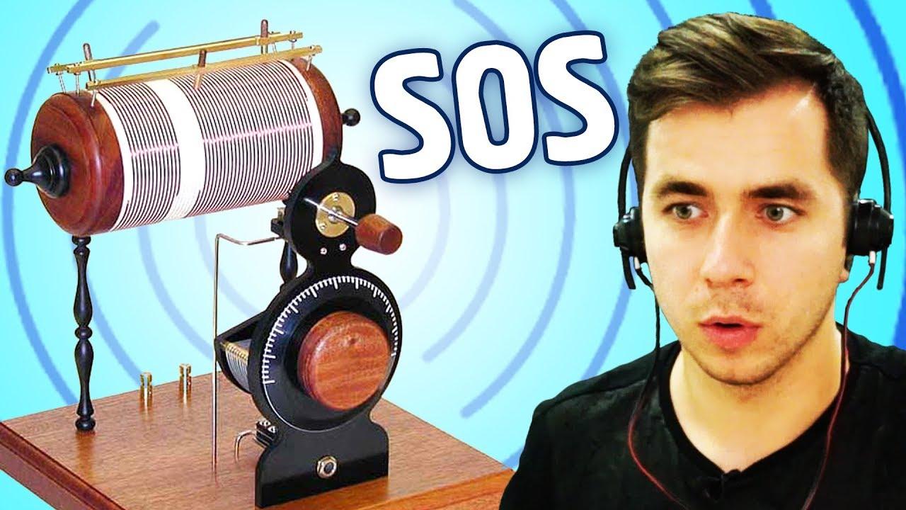 Радио конвертер Триада 324. FM на УКВ - YouTube