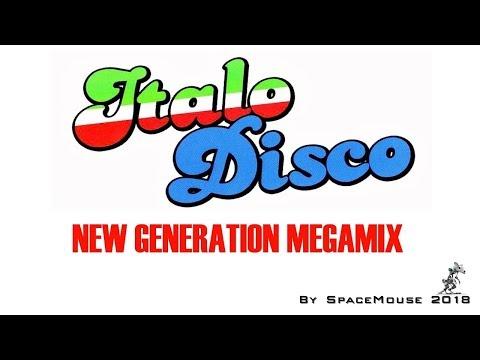 VA - Italo Disco - New Generation Megamix (By SpaceMouse) [2018] Mp3