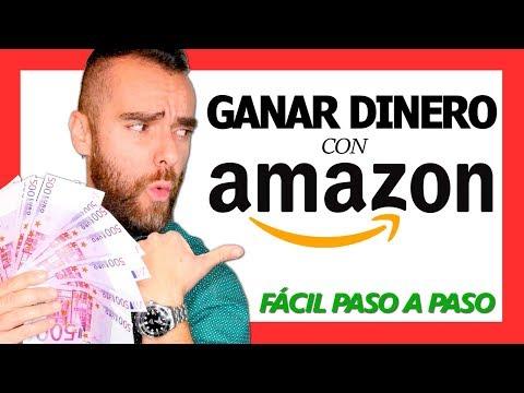 APRENDE Cómo Ganar DINERO con AMAZON Afiliados EN 4 DÍAS en 2019 (TSR PASO A PASO) thumbnail