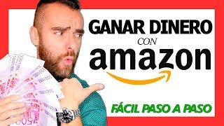 APRENDE Cómo Ganar DINERO con AMAZON Afiliados EN 4 DÍAS en 2018 (TSR PASO A PASO)