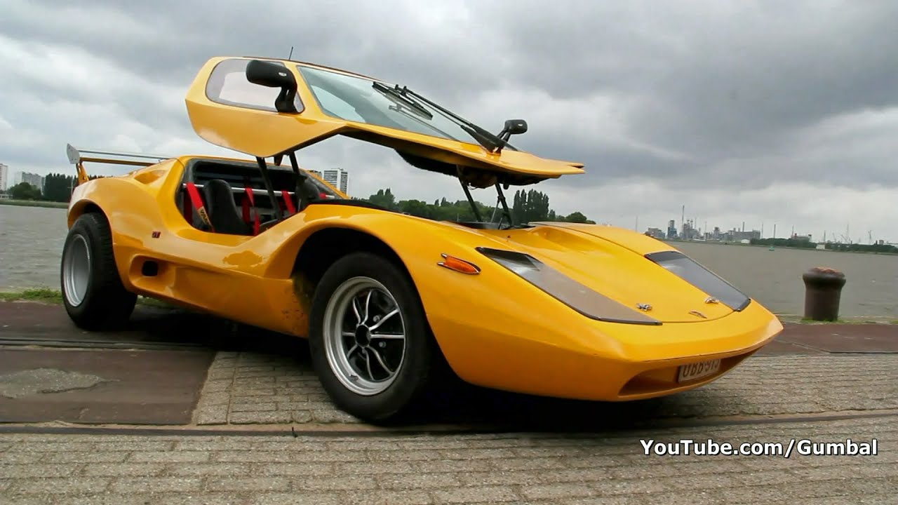 Nova Sterling GT - Very rare kit car!! 1080p HD - YouTube