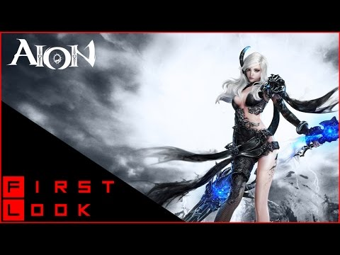 Aion Gameplay – First Look HD