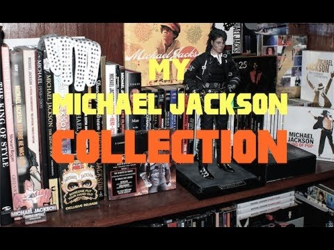 Michael Jackson - My Collection 2016/2017!