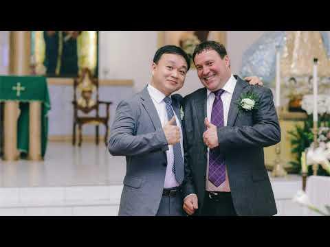 Brady & Allen Wedding Photos