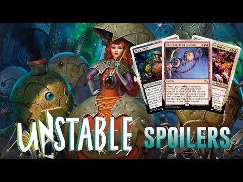 Daily Unstable Spoilers — November 15, 2017 | Grusilda, Countdown & Tokens
